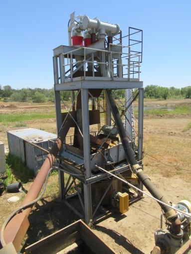 Linatex-Svedala Fines Dewatering System #1