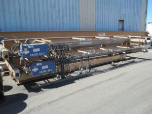 DEMAG 4 Ton Bridge Crane #1